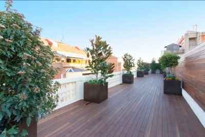 Amazing penthouse with 135m2 terrace in Sarria